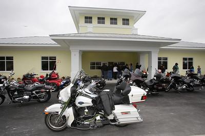Bikers Visit The Admirals Marine Academy 035