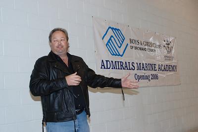 Bikers Visit The Admirals Marine Academy 055