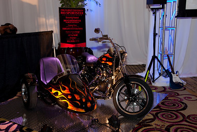 12th Annual Fort Lauderdale Harley-Davidson Bikers Bash at the Seminole Hard Rock Hotel and Casino