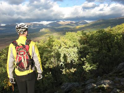 Georgia Pass Sept 2008