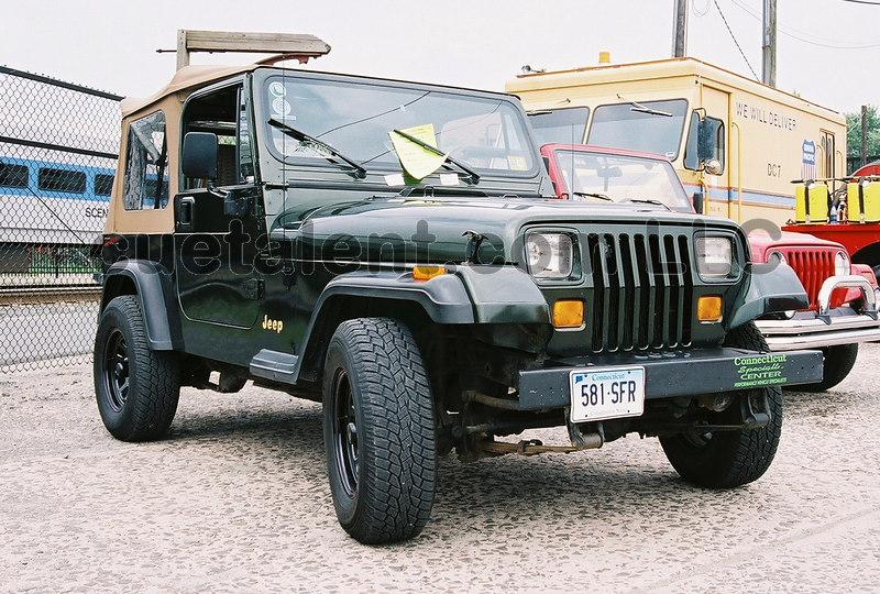 Bob's 1995 Rio Grande
