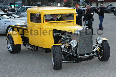 CAR & MOTORCYCLE TOY CRUISE at VALLEY DODGE, November 18, 2006