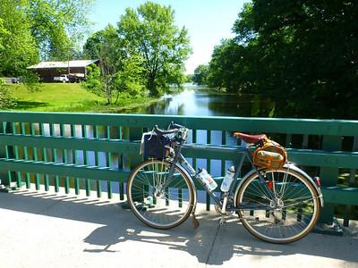 Bike and Lake Warner
