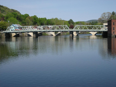 Shelburne Falls bridges