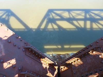 Bridge and shadow
