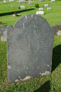 Jonathan Tute's rhyming epitaph