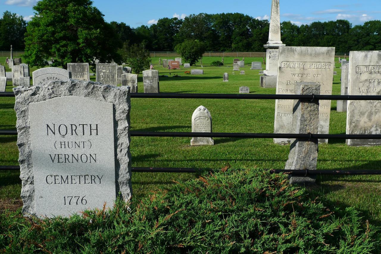 North (Hunt) Vernon Cemetery