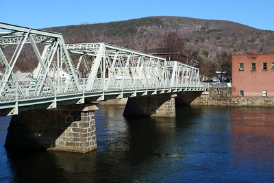 Shelburne Falls Bridge