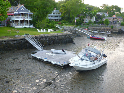 Low tide in Annisquam