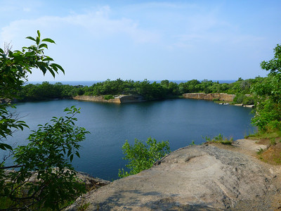 Halibut Point quarry