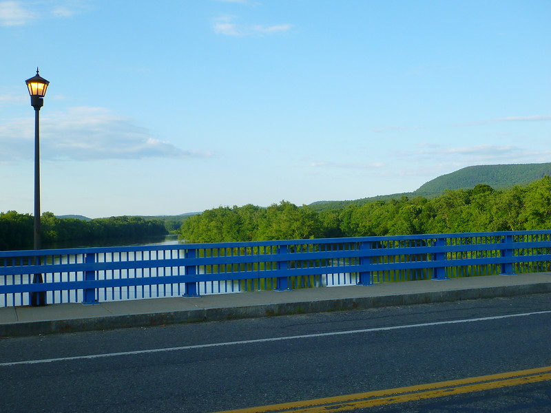 Connecticut River and Mt. Toby