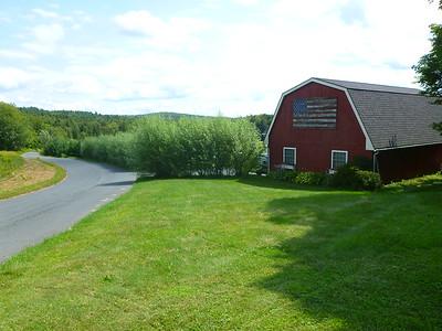 South Face Farm, facing south