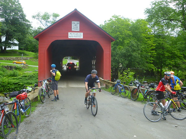 Green River Covered Bridge