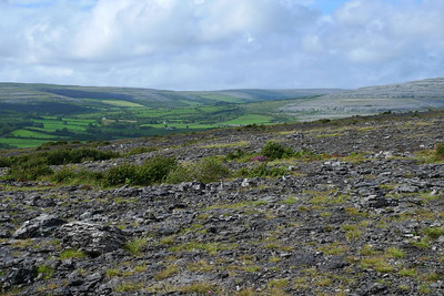 Where the Burren ends