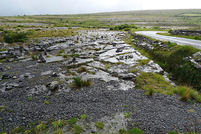 More Burren landscape