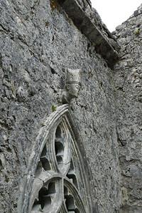 At Kilfenora cathedral