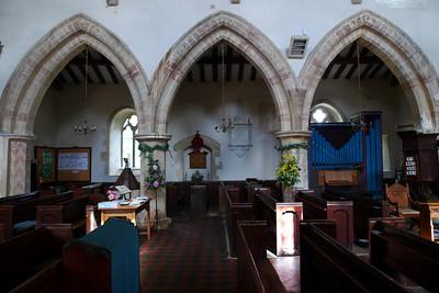 Gothic arcade