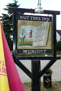 Nut Tree sign
