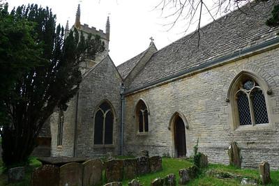 Islip church