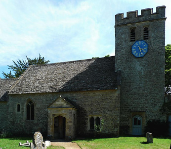 All Saints Church, Wytham