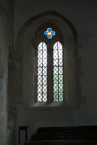 Early Gothic window