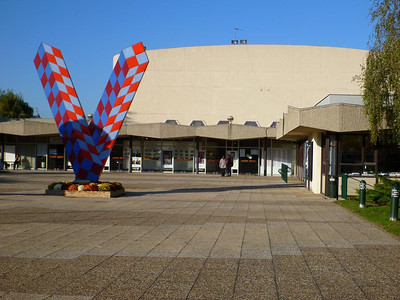 Cultural Center in Villeparisis