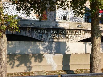 Gare Frigorifique de Paris Bercy