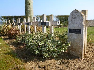 Amran Chikaoue's grave