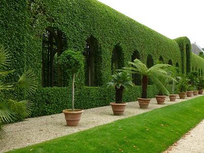 Gardens at Palais Het Loo, Queen's Gardens