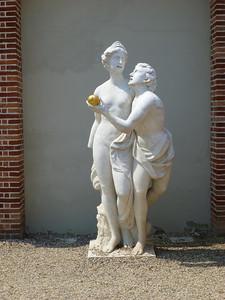 Tacky statue