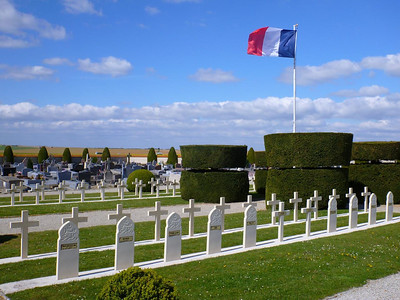 World War I cemetery