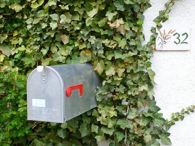 American mailbox!