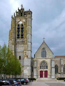 Nogent's church and tower