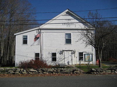 Leverett Town Hall