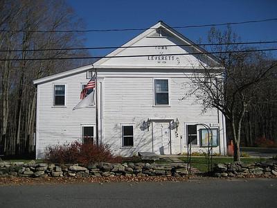 Leverett Town Hall