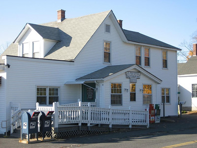 Shutesbury post office