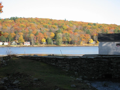 Lake Wyola and the dam
