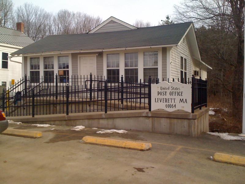 Leverett Post Office