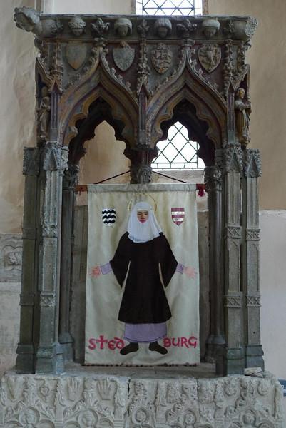 Shrine of St. Edburg