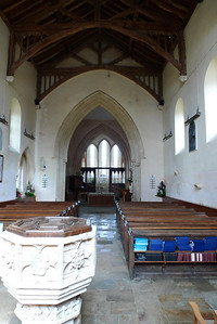 Nave and chancel
