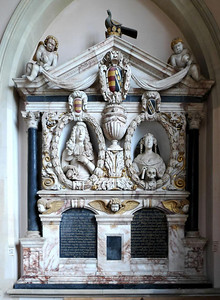 Another Harcourt tomb