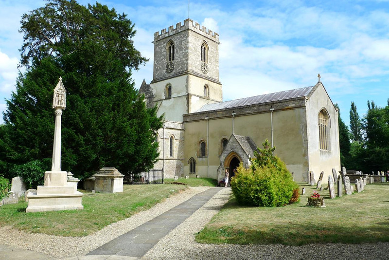 St. Michael, Stanton Harcourt