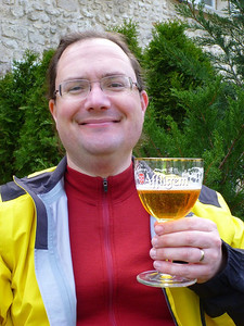 Brian at the Auberge