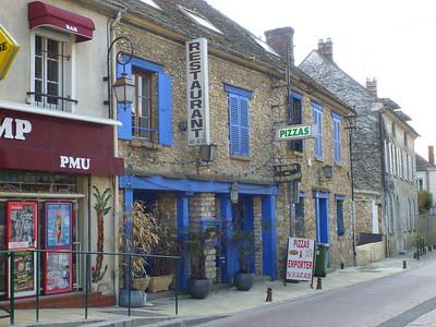 Thoiry's restaurant