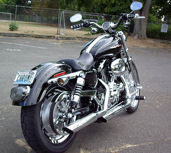 2005 Harley Davidson XL1200C Custom Sportster