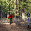 <b>27 April 2014</b> Local trails in Bend (Phil's trail system)