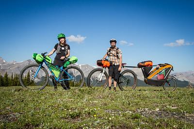 2014-06 Jumpingpound Ridge Bikepack