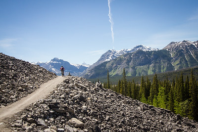 2016 Riding the High Rockies Trail