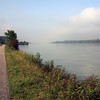 <b>20 Sept</b> By the greenish-blue Danube on a Saturday morning