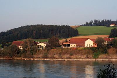 2009-09 Along the rivers (through Austria and Bavaria)